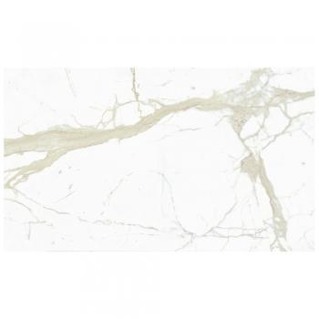 59''x128'' Sapienstone 12mm+ White Calacatta Levigato
