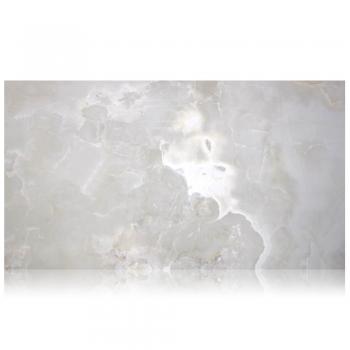 Onice White Polished 3/4''