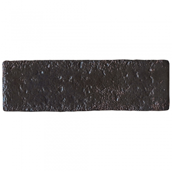 2.5''x8'' Brick 20 Metallic Titanium Glossy