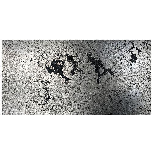 24''x48'' Peau De Beton™ Acier Metal