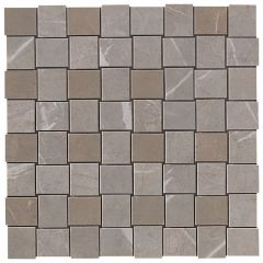 1.25''x1.5'' Marvel Wall Mosaic Silver Net