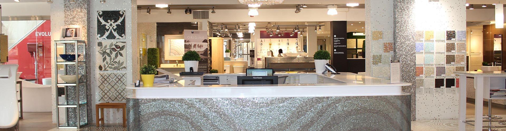 CIOT - Montréal (Salle de montre, Galerie de dalles & Centre des Pros)