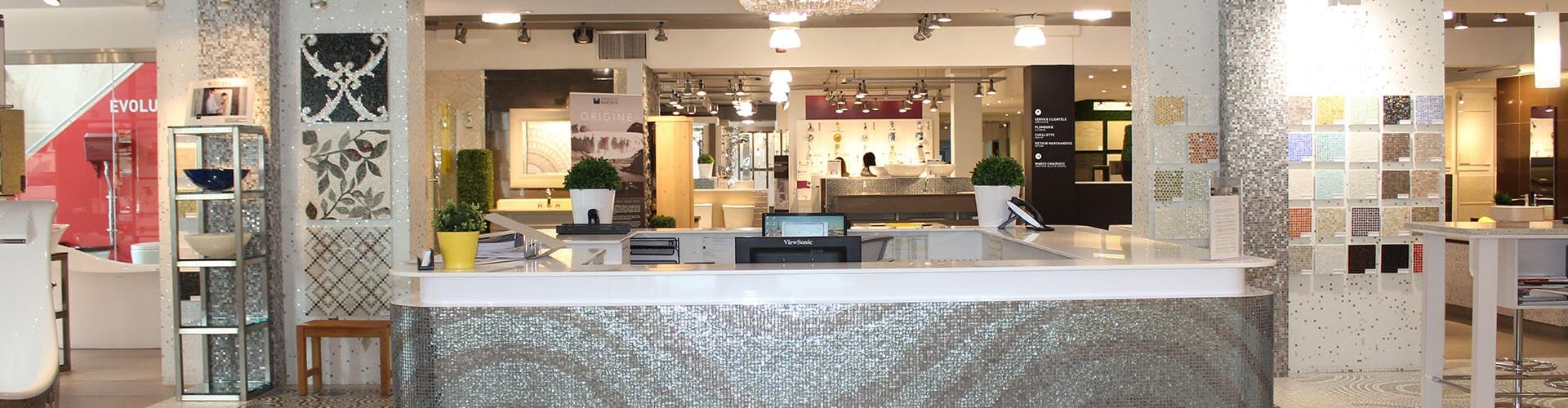 CIOT - Montreal (Showroom, Slab Gallery & Pro Counter)