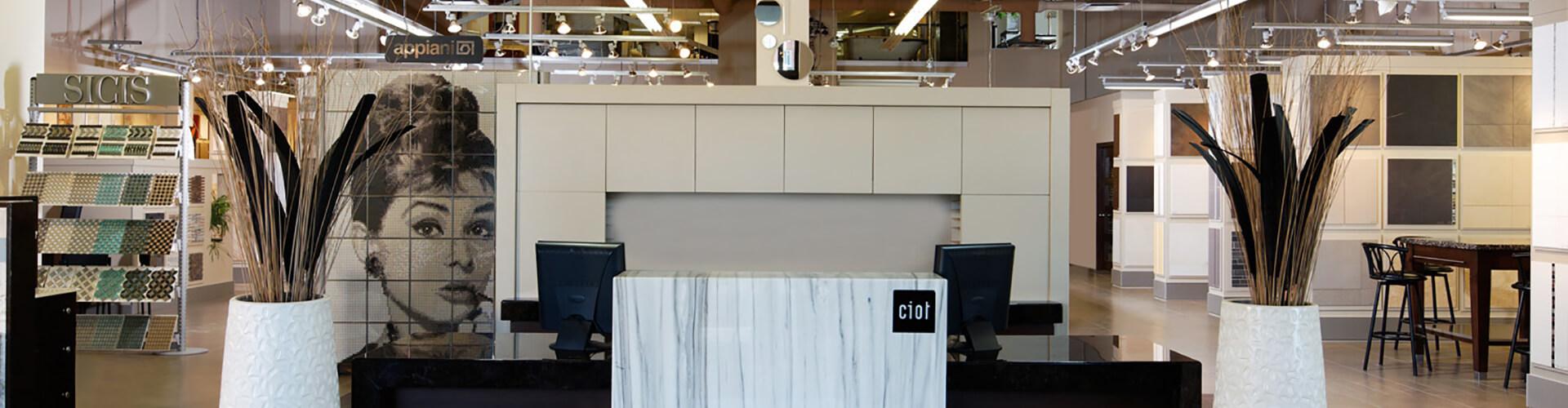 CIOT - Quebec (Showroom & Pro Counter)