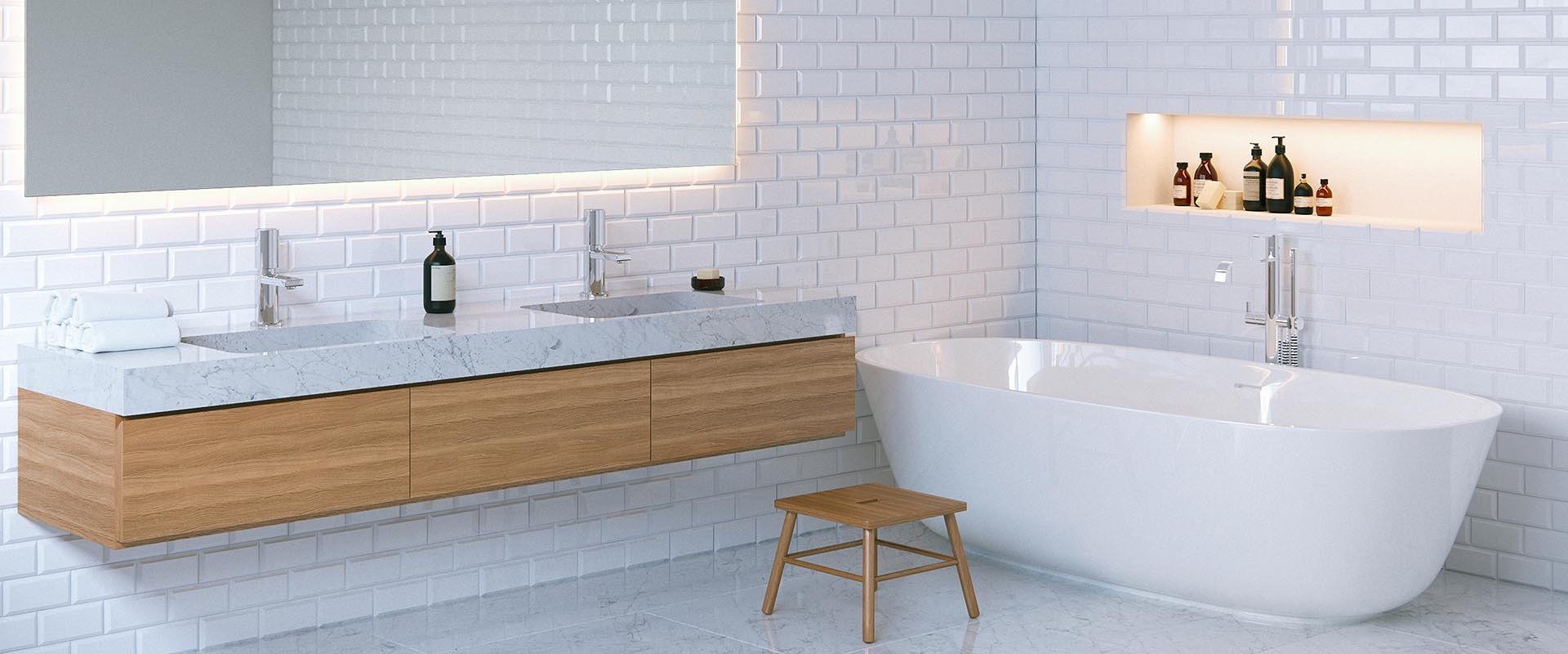 Photo Salle Bain Moderne salle de bain moderne minimaliste | ciot