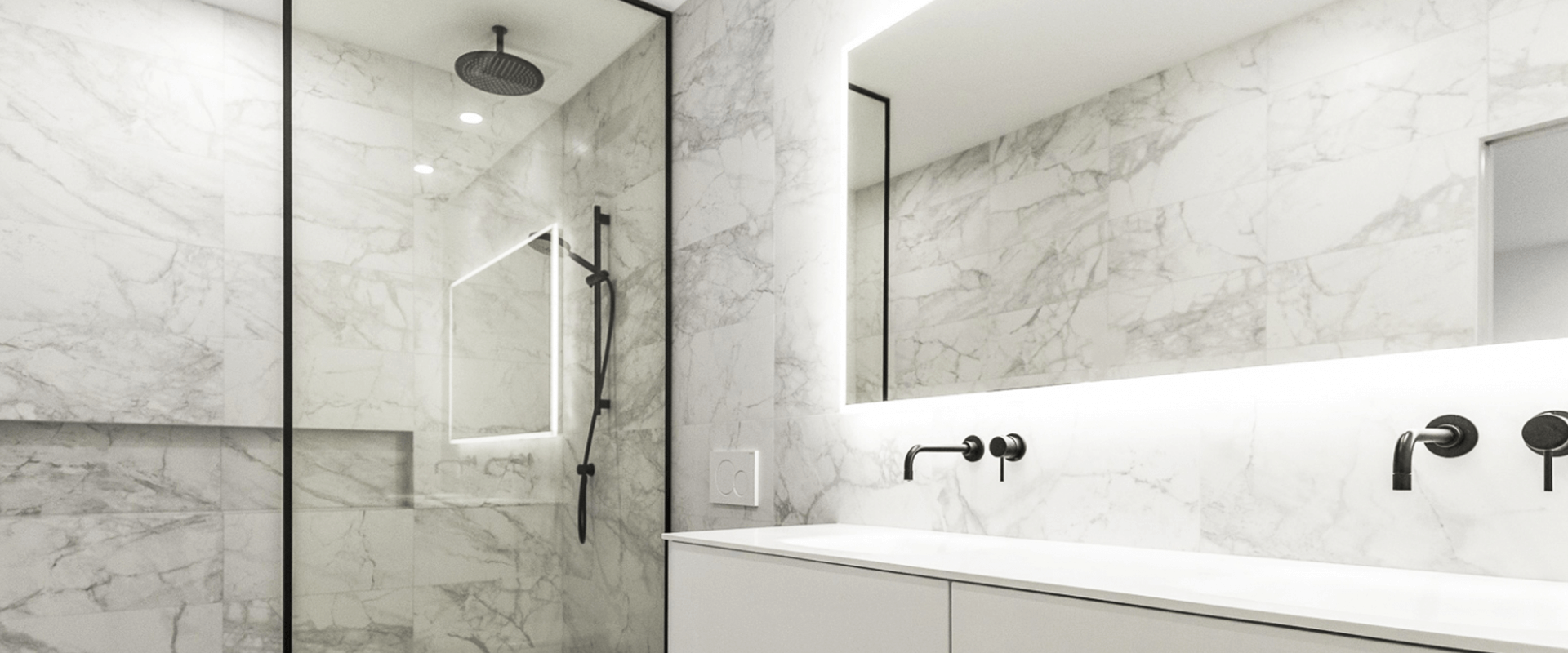 Maison Lazard bathroom