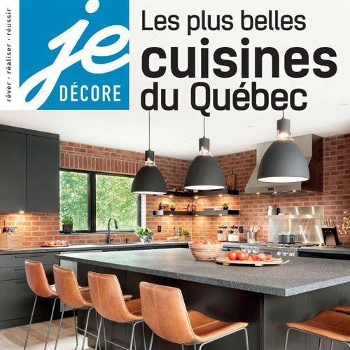 Cover Je décore - Les 1-- plus belles cuisines du Québec