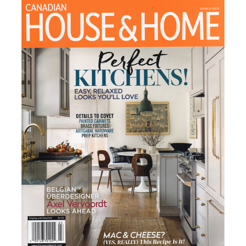 HOUSE AND HOME - MARCH 2020