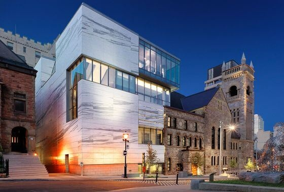 Montreal Museum of Fine Arts | Claire and Marc Bourgie Pavilion