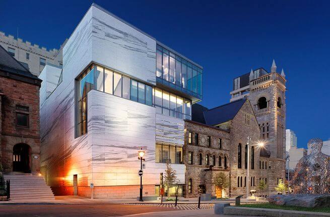 Musée des Beaux-Arts de Montréal | Pavillon Claire et Marc Bourgie