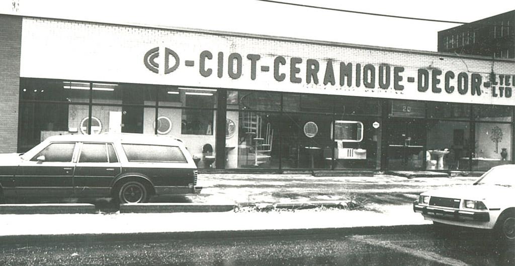 Montreal Ciot Boutique 1950