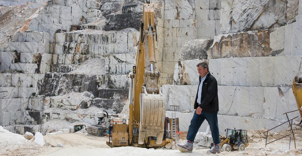 Joe Panzera in a stone career